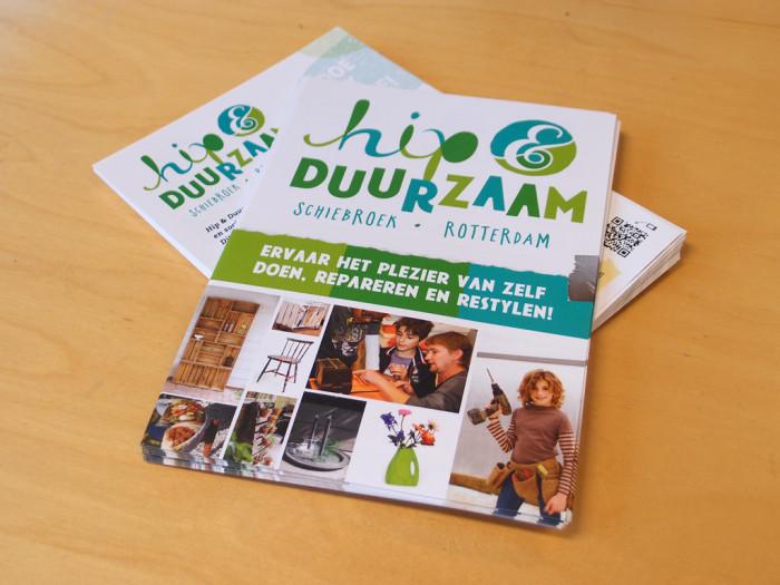 Hip en Duurzaam Rotterdam